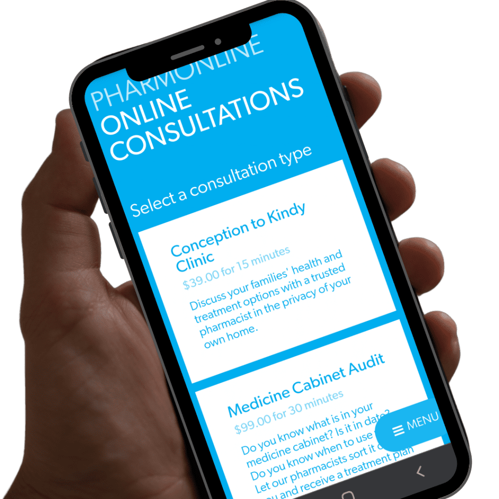 get health advice on mobile phone Video telehealth consultations with pharmacists are now LIVE!