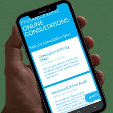 get health advice on mobile phone e1630558012256 Telehealth Consultation